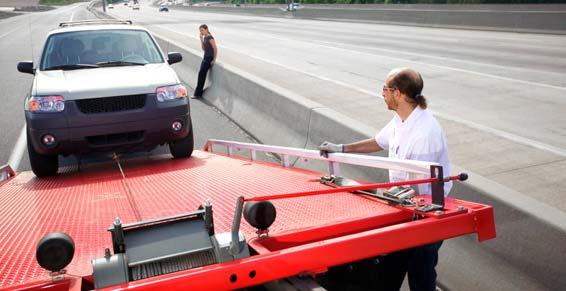 remorquage de votre voiture