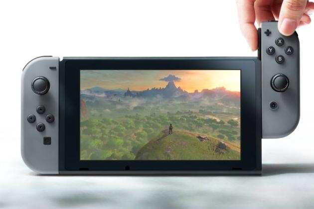 Pas de batterie amovible pour la Nintendo Switch