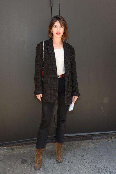 look minimaliste femme 9