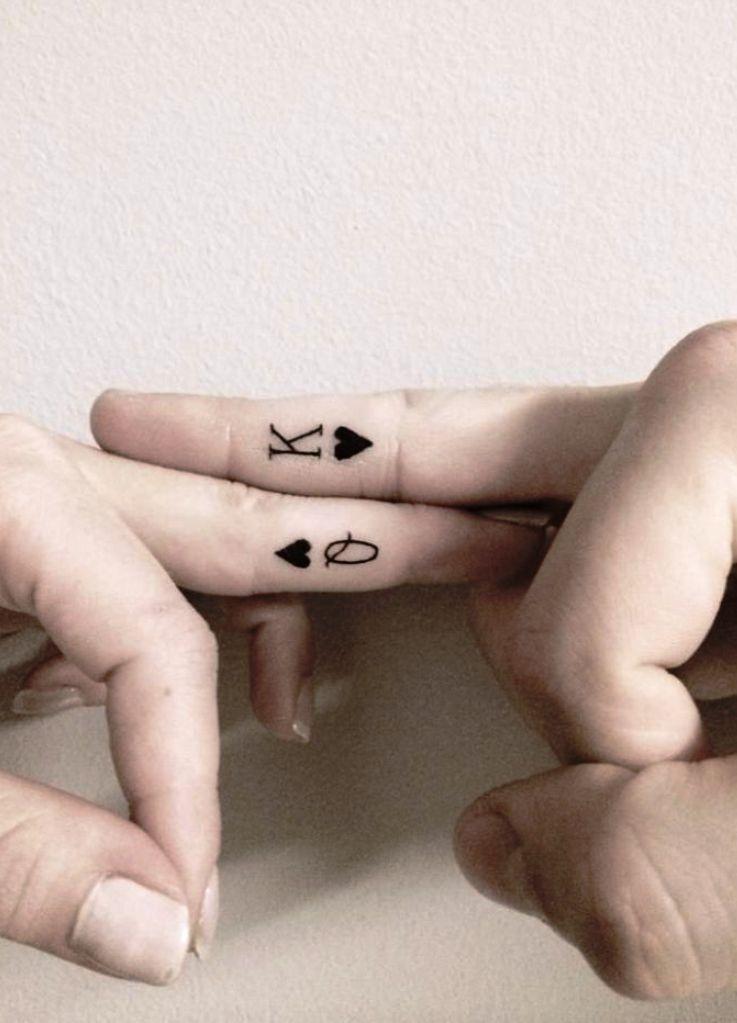 Tatouages de couples 18
