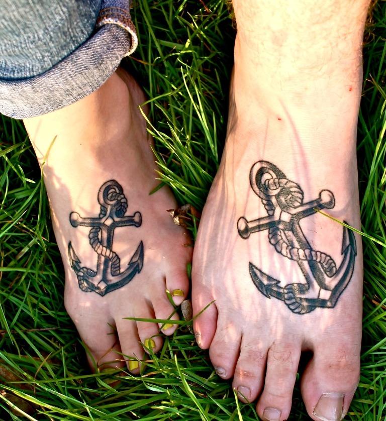 Tatouages de couples 2