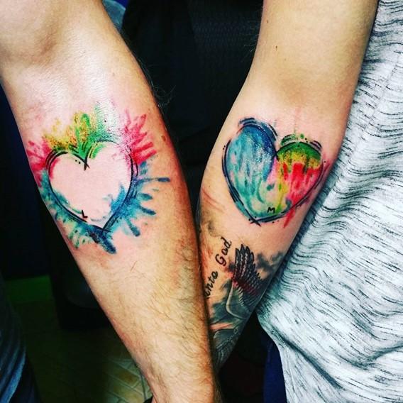 Tatouages de couples 20