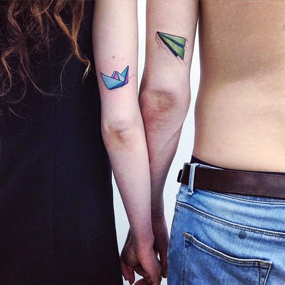 Tatouages de couples 25