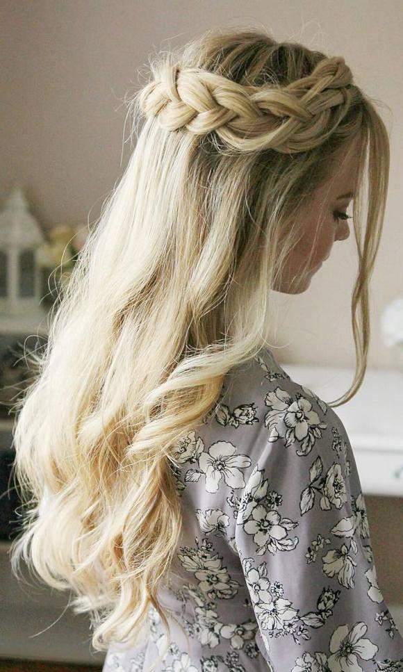 coiffures de mariage 10