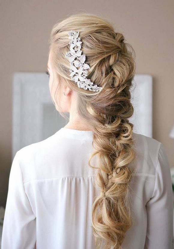 coiffures de mariage 12