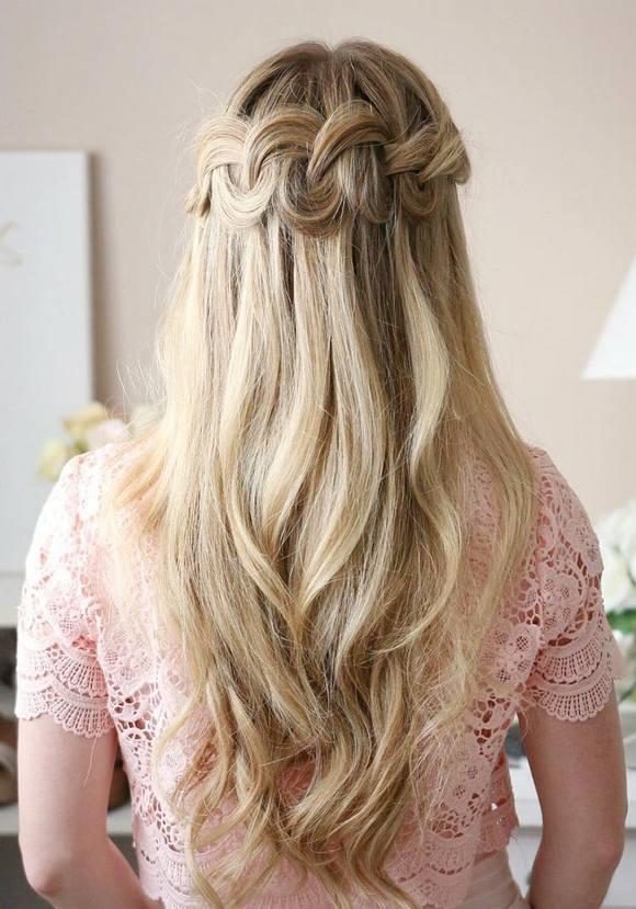 coiffures de mariage 13
