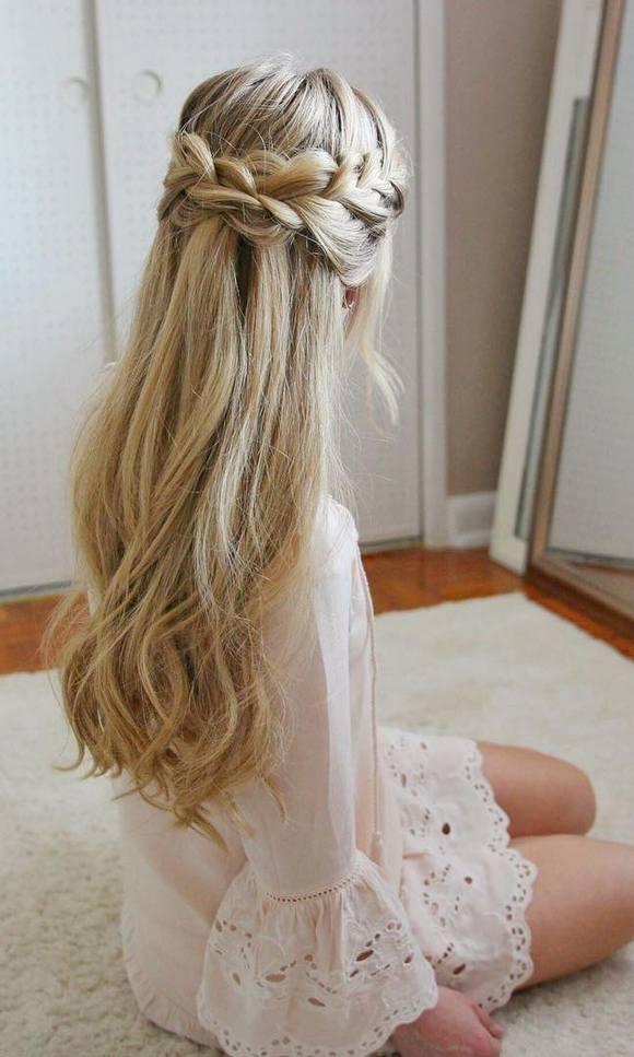 coiffures de mariage 15