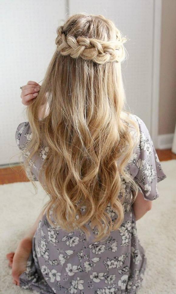 coiffures de mariage 16