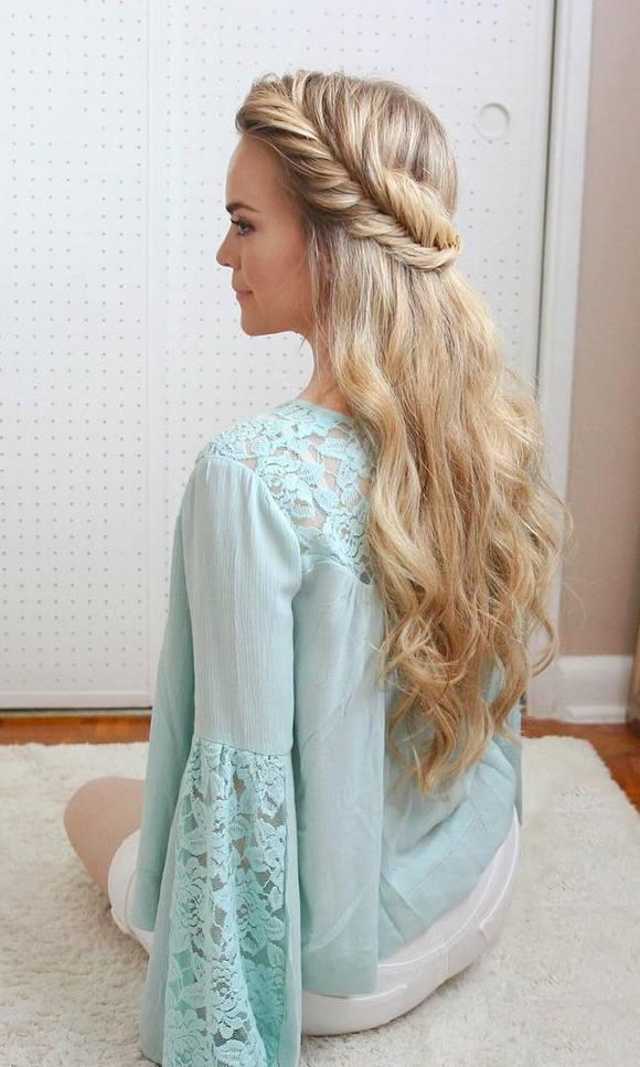 coiffures de mariage 17