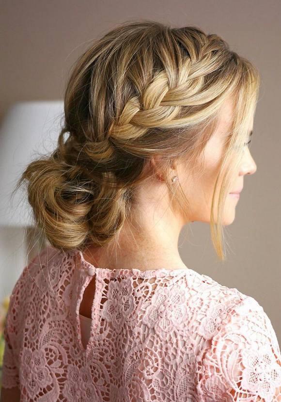 coiffures de mariage 19