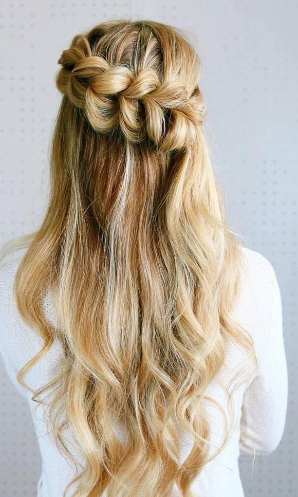 coiffures de mariage 2