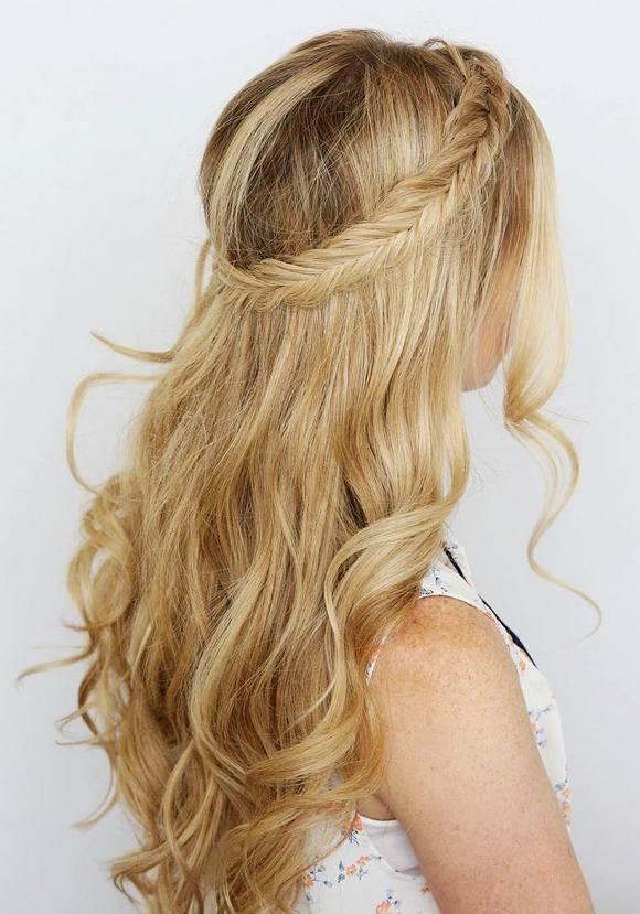 coiffures de mariage 22