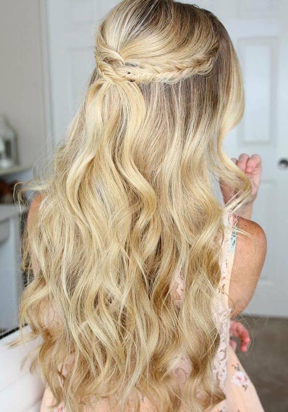 coiffures de mariage 23