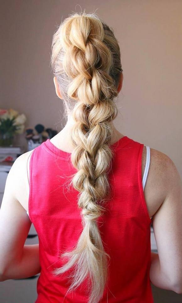 coiffures de mariage 24