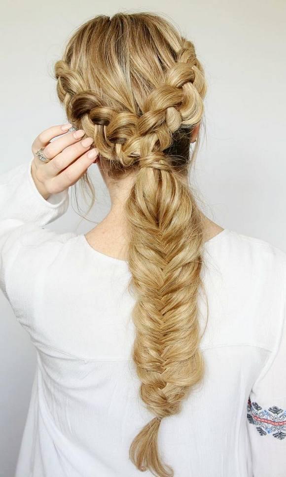 coiffures de mariage 25