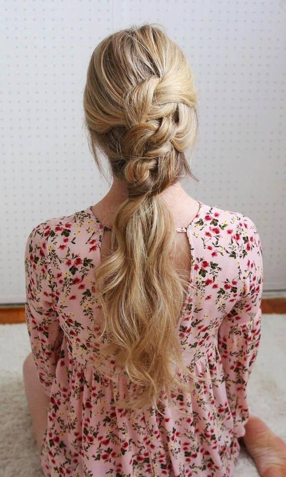 coiffures de mariage 27