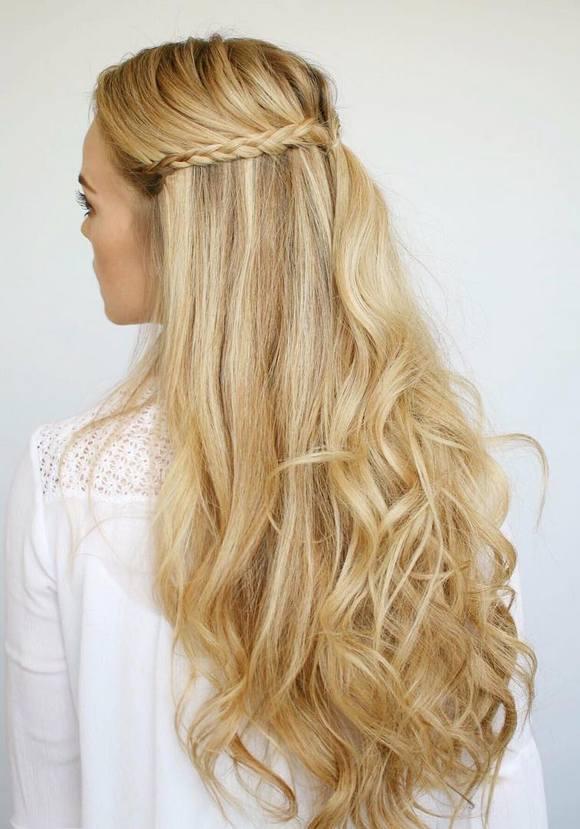 coiffures de mariage 28