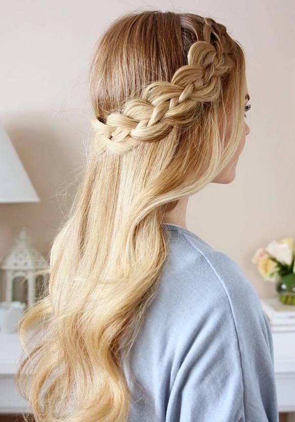 coiffures de mariage 3