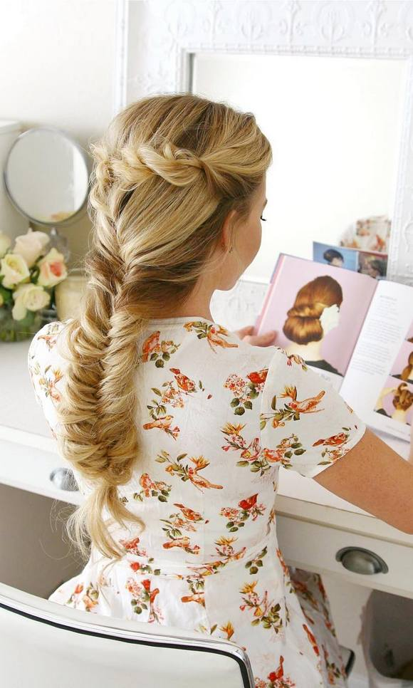 coiffures de mariage 31