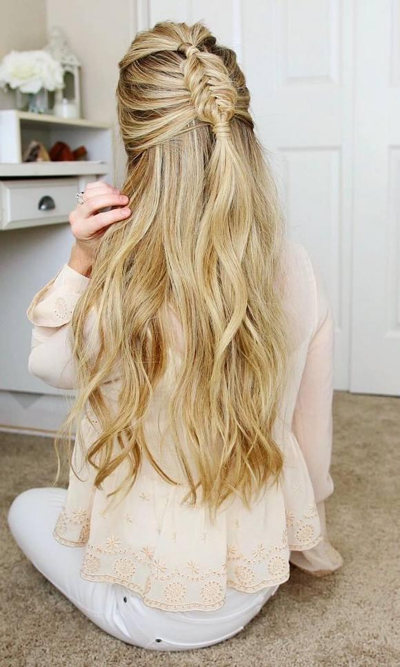 coiffures de mariage 33