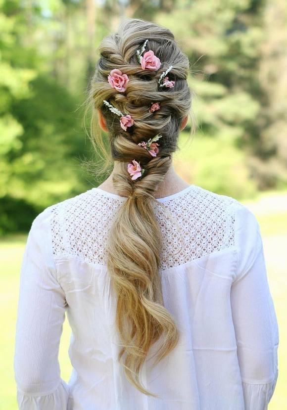 coiffures de mariage 4