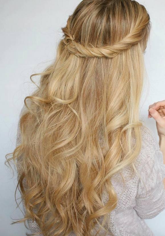 coiffures de mariage 5