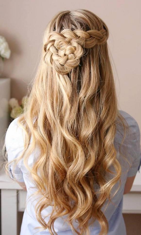 coiffures de mariage 7