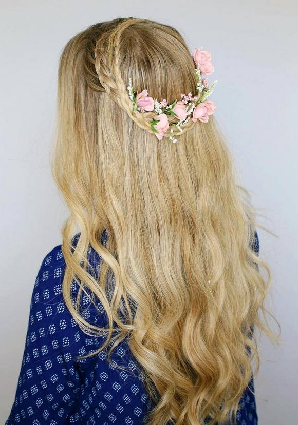 coiffures de mariage 8