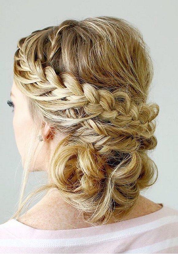 coiffures de mariage 9