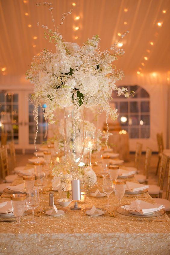 décoration de mariage originale