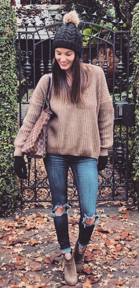 tenues chaudes pour l'hiver