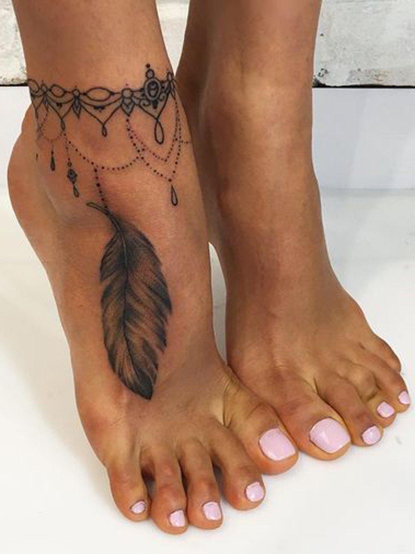 tatouage de plume