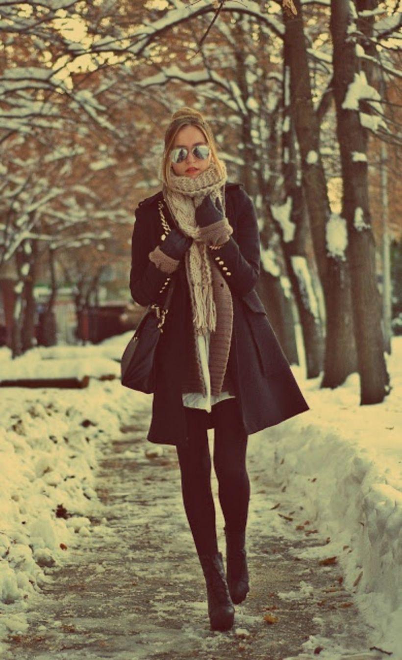a50544df0a7 Mode femme hiver   30 meilleures idées de tenue hiver femme