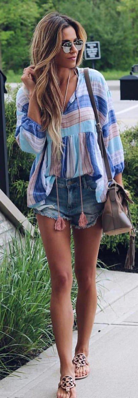 tenues Mignon pour l'été