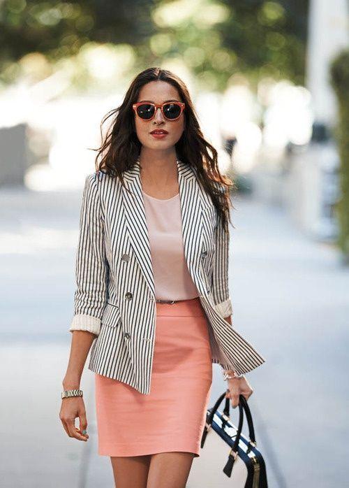 tenues de bureau élégante