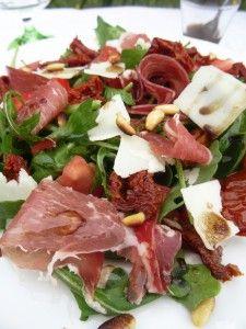 Salade italienne Paléo