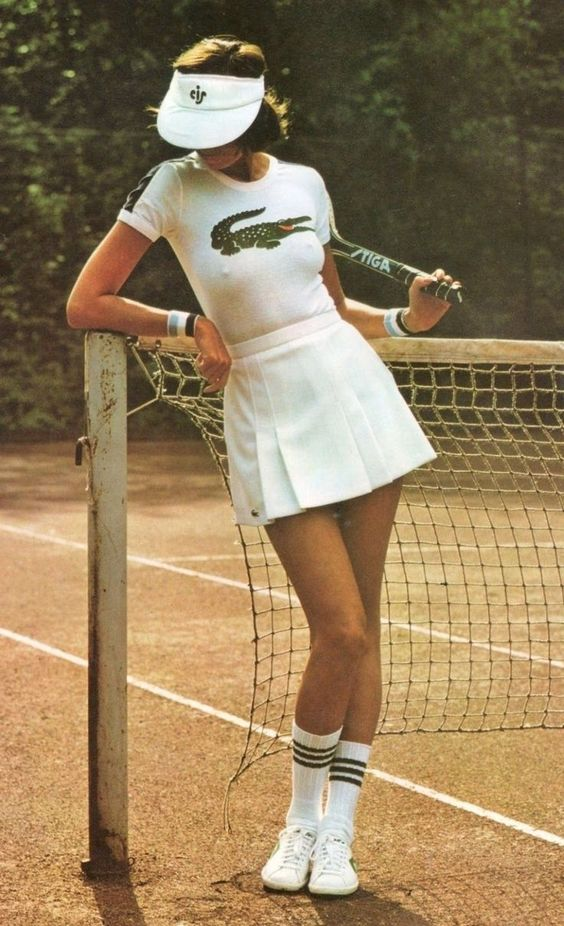 Vêtements de tennis