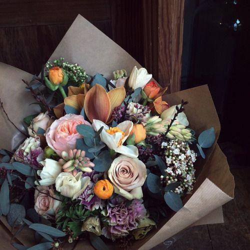 bouquet de fleures
