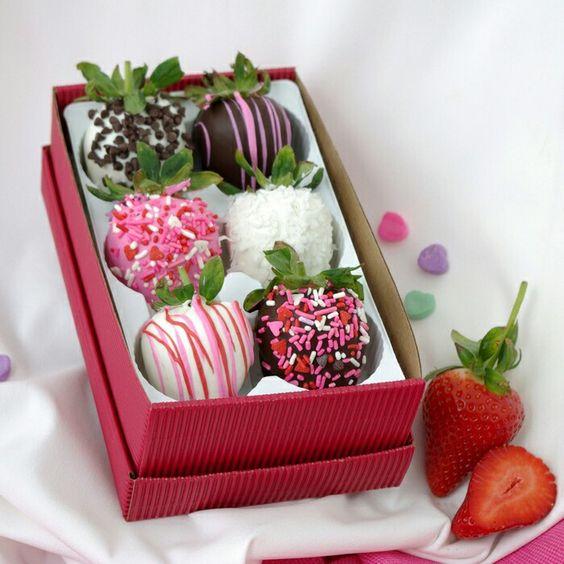 cadeau en chocolat