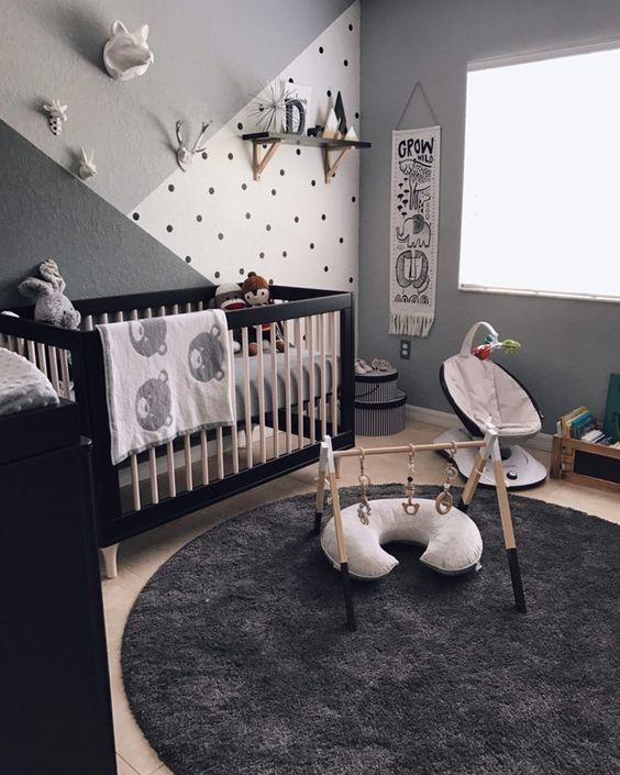 chambres des bébés