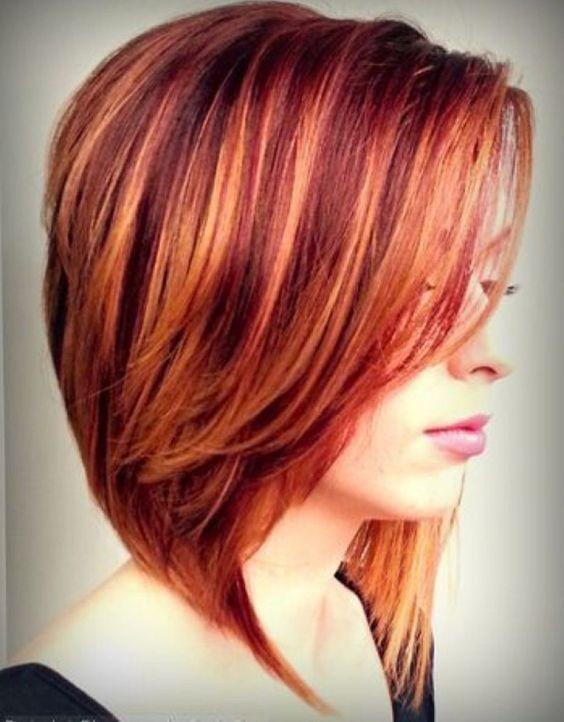 couleurs de cheveux tendance 2018