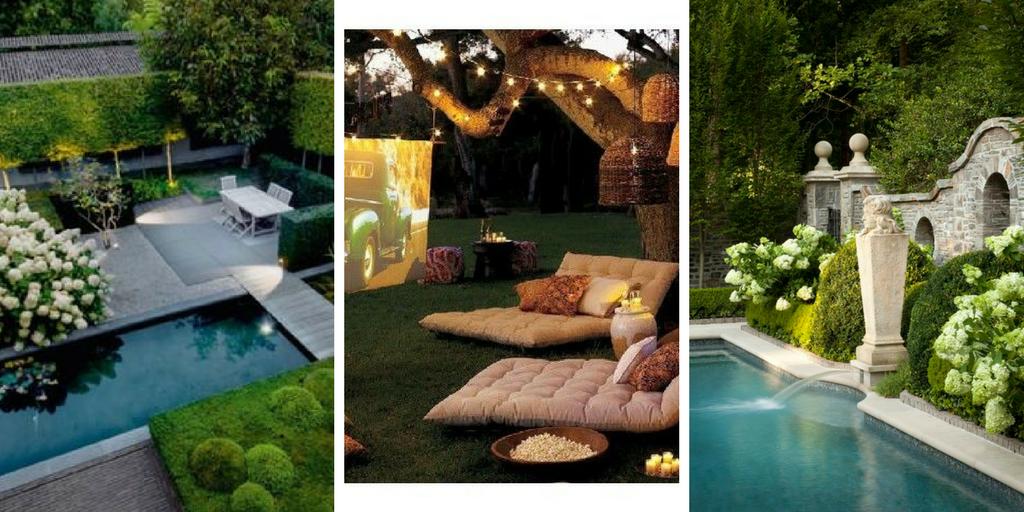 14 idées de décoration des jardins