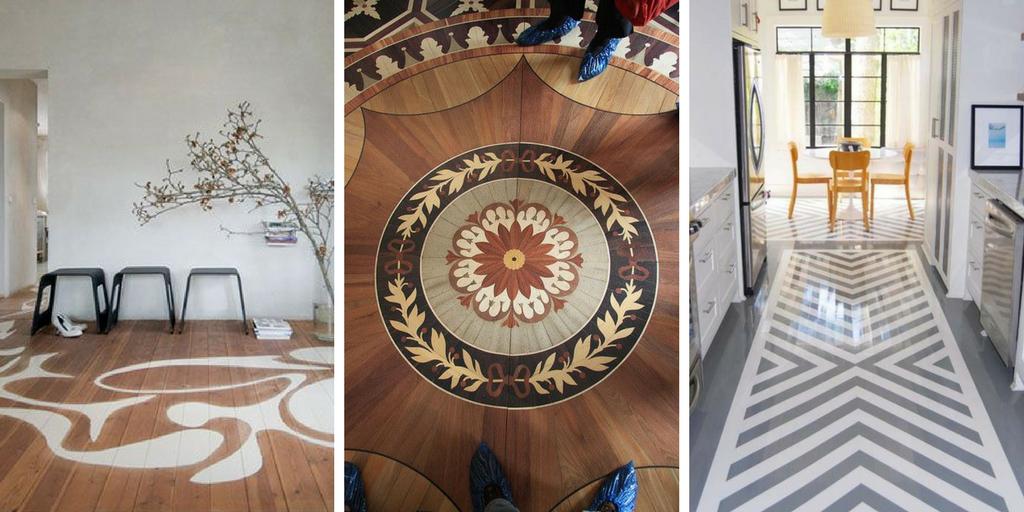 30 idées de décoration pour styliser le sol de votre maison
