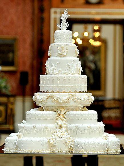 gâteau de mariage original