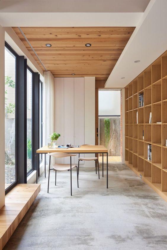 maisons en bois