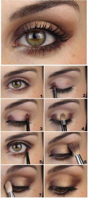 maquillages pour les yeux