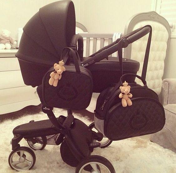 poussette pour bébé