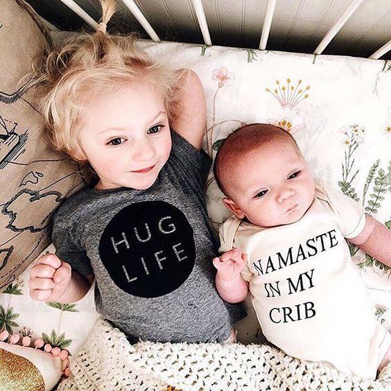 pyjamas pour bébé