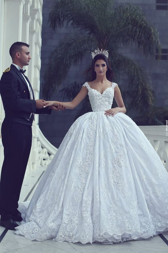 robes de mariée originales