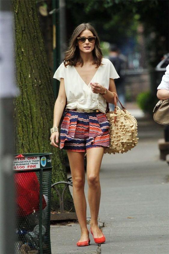 shorts pour femme